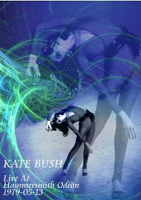 Cover Kate Bush - Live At Hammersmith Odeon 1979~05~13 [DVD]